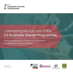 Celebrating the Success of the D2 Business Starter Programme
